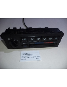 Control Calefaccion Ssangyong Korando 2.9 4x4 2002 - 2007