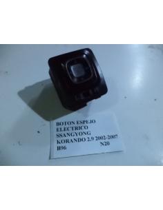 Boton espejo electrico SsangYong Korando 2.9 4x4 2002 - 2007