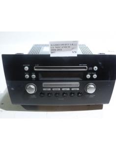 Radio Suzuki Swift 2006 - 2011 1.5 GL mecanico