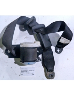 Cinturon seguridad trasero Suzuki Swift 1.5 GL 2006 - 2011 mecanico