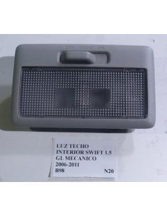 Luz techo interior Suzuki Swift 1.5 GL 2006 - 2011 mecanico