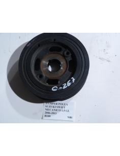 Damper polea Suzuki Swift mecanico 1.5 GL 2006 - 2011