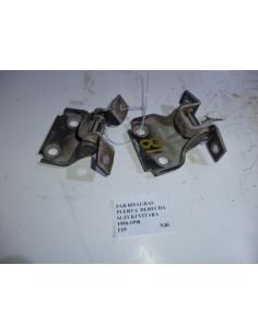 Par bisagras puerta derecha Suzuki Vitara 1990 - 1998