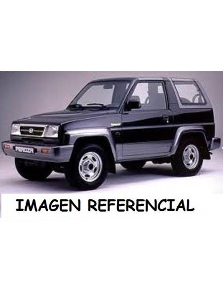 Candado U Bolt anclaje diferencial trasero Daihatsu Feroza 1990 - 2000