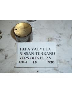 Tapa Valvula Nissan Terrano YD25 Diesel 2.5