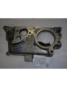 Tapa inferior ditribucion motor Nissan Xtrail Diesel D22