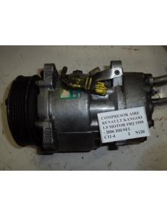 Compresor aire acondicionado Citroen Berlingo 1.9 1997 - 2008 DW8 Motor 10DX