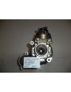 Turbo Citroen Codigo 13111220913 9673283680 Motor 1.6 HDI