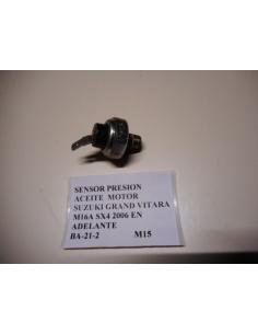 Sensor presion aceite motor Suzuki Grand Vitara M16A SX4 2006 en adelante