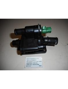 Base termostato agua Citroen Peugeot C3 1.4 16V HDI 66KW 8HY Diesel 2008 - 2014 9641522380