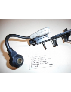 Sensor cigueñal golpe Citroen Peugeot C3 1.4 16V HDI 66KW 8HY Diesel 2008 - 2014 9641274180