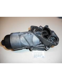 Enfriador aceite motor Citroen C3 Peugeot 307 1.4 16V HDI 66KW 8HY 10FD12 Diesel 2008 - 2014