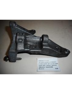 Soporte base alternador Citroen C3 Peugeut 307 1.4 16V HDI 66KW 8HY 10FD12 Diesel 2008 - 2014 9646424380