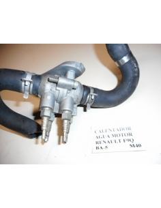 Calentador agua motor Renault F9Q