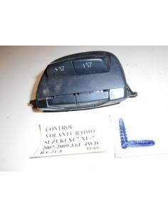 Control volante radio Suzuki XL7 XL-7 2007 - 2009 3.6L 4WD