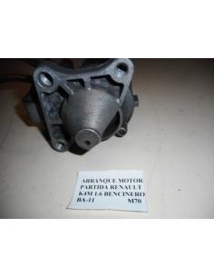 Arranque motor partida Renault K4M 1.6 Bencinero