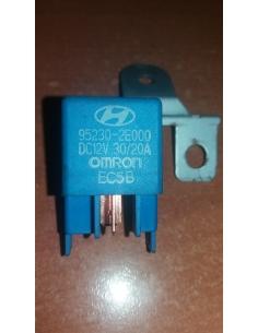 Fusible relay rele OMRON codigo 95230-2E000 DC12V 30/20A