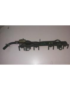 Flauta inyectores motor M16a suzuki Grand vitara 2007