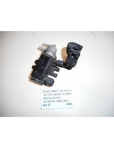 Electro valvula activador turbo Ssangyong Actyon 2006 - 2011
