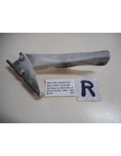 Bisagra derecha RH capot Subaru Outback motor 2.5 bencinero 2000 - 2003
