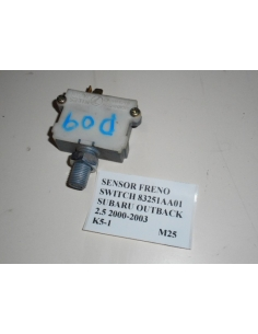 Sensor freno switch 83251AA01 Subaru Outback 2.5 2000 - 2003