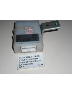Control cierre centralizado Subaru Outback 2.5 2000 - 2003