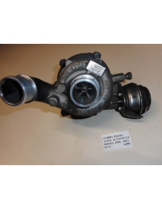 Turbo Ssangyong Actyon 2.0 Diesel 2006 - 2011