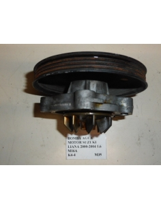 Bomba agua motor Suzuki Liana 2000 - 2004 1.6 M16A