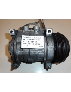 Compresor aire acondicionado Suzuki Liana 2000 - 2004 1.6 M16A