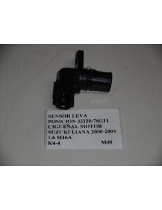 Sensor leva posicion cigueñal 33220-76G11 Suzuki Liana 2000 - 2004 1.6 M16A