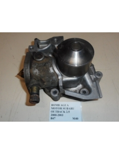 Bomba agua motor Subaru Outback 2.5 2000 - 2003