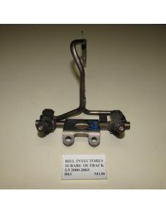 Riel inyectores Subaru Outback 2.5 2000 - 2003