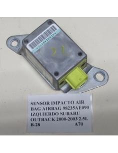 Sensor impacto airbag 98235AE090 izquierdo Subaru Outback 2.5 2000 - 2003