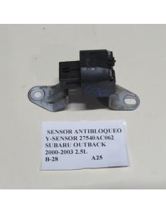 Sensor antibloqueo Y-Sensor 27540AC062 Subaru Outback 2.5 2000 - 2003