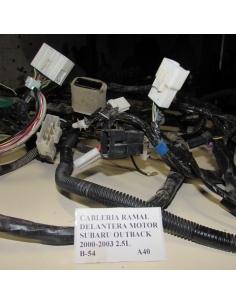 Cableria ramal delantera motor Subaru Outback 2.5 2000 - 2003