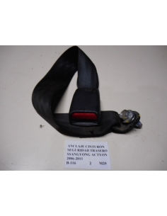 Anclaje cinturon seguridad trasero Ssangyong Actyon 2006 - 2011