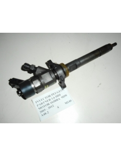 Inyector Peugeot Partner 1.6 HDI motor 10JBBA 9HW 2005 - 2012