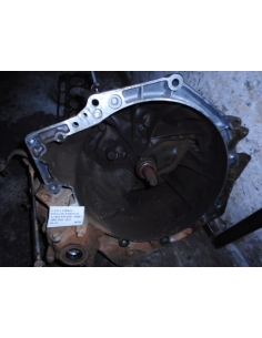 Caja cambios Peugeot Partner 1.6 HDI motor 10JBBA 9HW 2005 - 2012