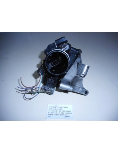 Sensor TPS cuerpo aceleracion flujometro Peugeot Partner 1.6 HDI motor 10JBBA 9HW 2005 - 2012