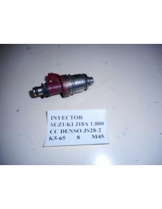 Inyector Suzuki J18A 1.800 CC Denso JS28-2