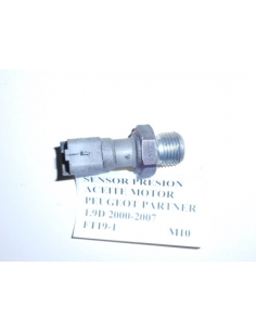 Sensor presion aceite motor Peugeot Partner 1.9D 2000 - 2007