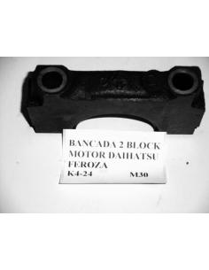 Bancada 2 block motor Daihatsu Feroza