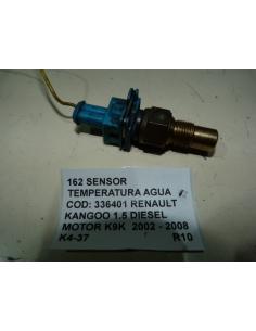SENSOR TEMPERATURA AGUA COD: 336401 RENAULT KANGOO 1.5 DIESEL MOTOR K9K 2002 - 2008
