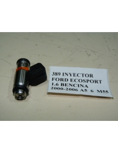 INYECTOR FORD ECOSPORT 1.6 BENCINA 2000-2006