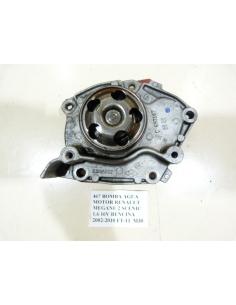 BOMBA AGUA MOTOR RENAULT MEGANE 2 SCENIC 1.6 16V BENCINA K4M 2002-2010