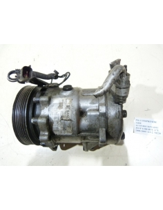 COMPRESOR AIRE ACONDICIONADO JEEP LIBERTY 3.7L 2000-2005