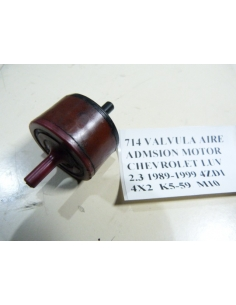 VALVULA AIRE ADMSION MOTOR CHEVROLET LUV 2.3 1989-1999 4ZD1 4X2