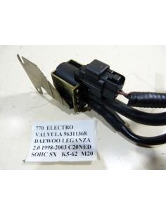 ELECTRO VALVULA 96311368 DAEWOO LEGANZA 2.0 1998-2003 C20NED SOHC SX