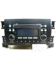RADIO SUZUKI GRAND NOMADE 2006-2012