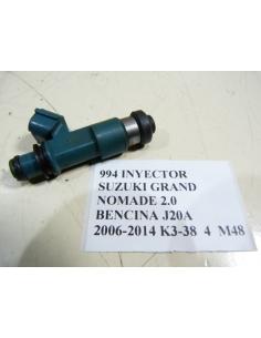 INYECTOR SUZUKI GRAND NOMADE 2.0 BENCINA J20A 2006-2014